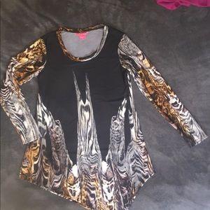Sunny Leigh tunic top